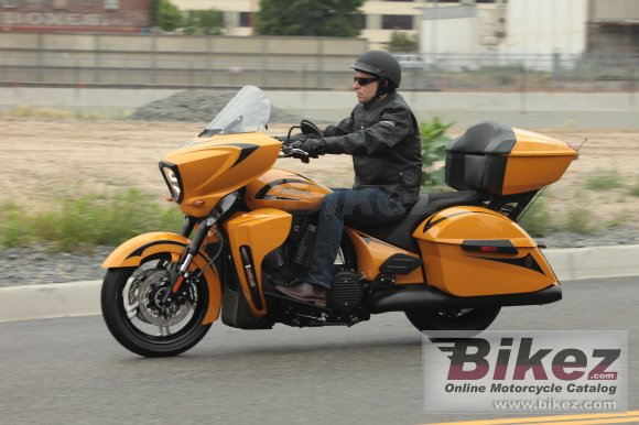 2013 Victory Cory Ness Cross Country Tour