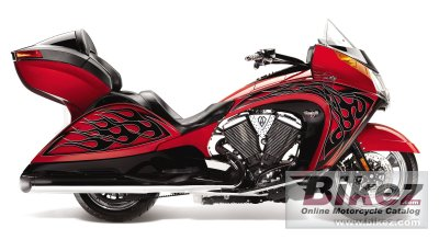 2013 Victory Arlen Ness Vision
