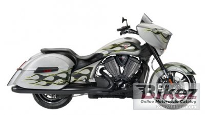 2014 Victory Cross Country Factory Custom photo