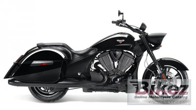 2014 Victory Cross Roads 8-ball