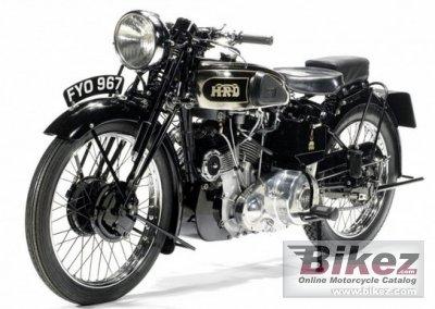 1937 Vincent HRD Series A Rapide