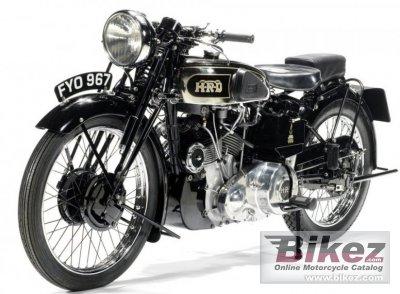 1945 Vincent HRD Series A Rapide