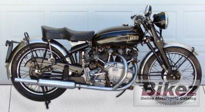 1946 Vincent HRD Series B Rapide