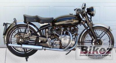 1947 Vincent HRD Series B Rapide