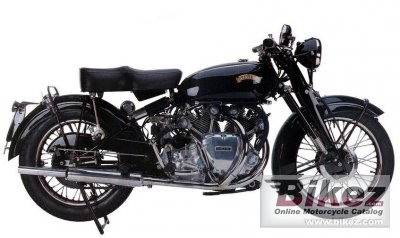 1953 Vincent Series C Rapide