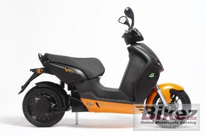 2012 Vmoto E-max