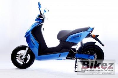 2014 Vmoto E-Max 110S