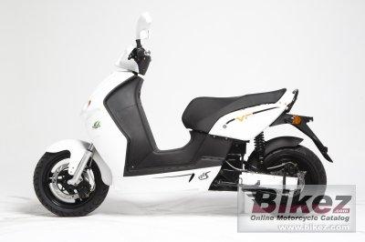 2014 Vmoto E-Max 120L