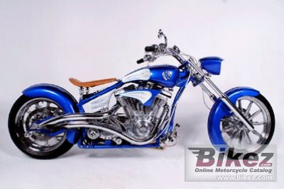 2009 Von Dutch Dutch Angel Softail photo