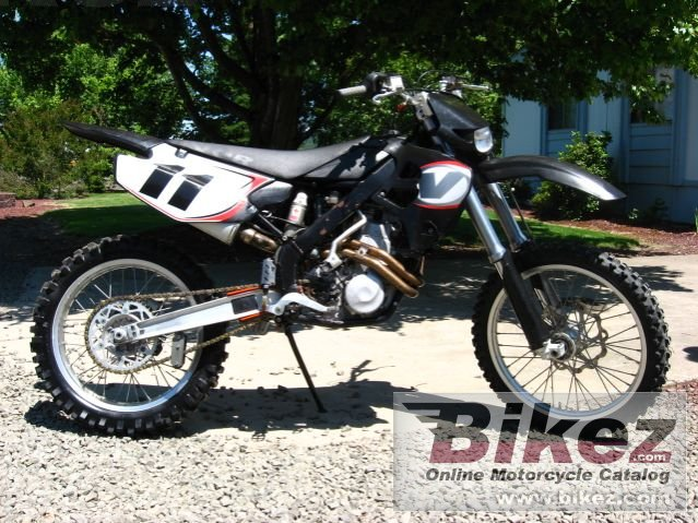 nymous user. mx 503 enduro en