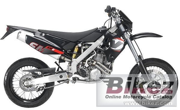 Big VOR sm-e 530 supermotard picture and wallpaper from Bikez.com