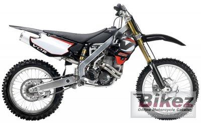 2007 VOR MX 450 Motocross
