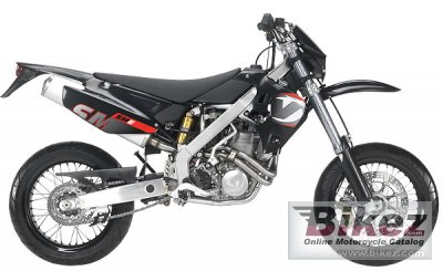 2007 VOR SM-E 530 Supermotard specifications and pictures