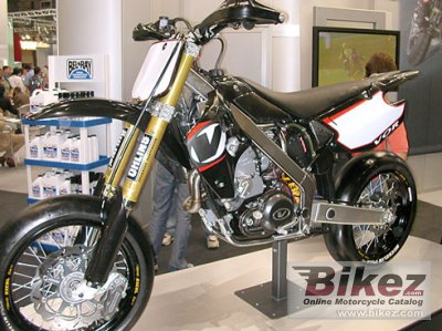 2007 VOR SM-RC 570 Supermotard specifications and pictures