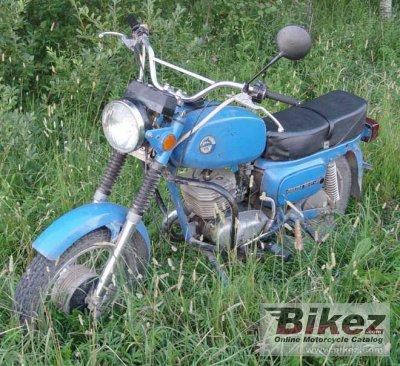 1995 Voskhod 3M-01