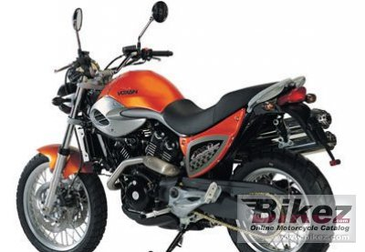 2008 Voxan Scrambler 1000 photo