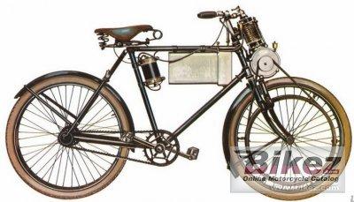 1897 Werner Motocyclette