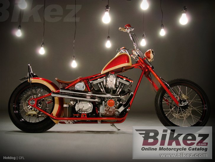 Big West Coast Choppers cfl picture and wallpaper from Bikez.com