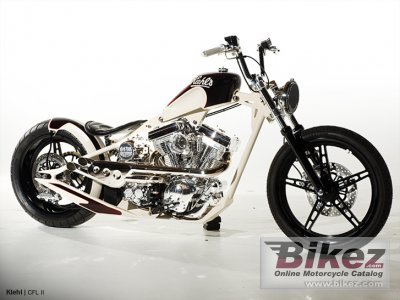 2010 West Coast Choppers CFL II