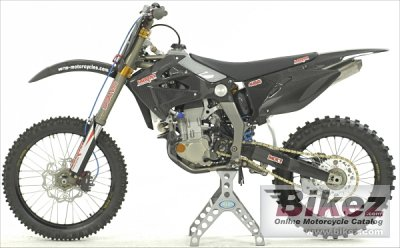 2008 WRM 450 MX1 Cross