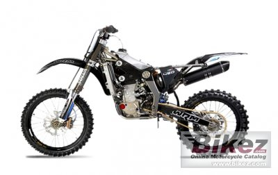 2009 WRM 450 MX1 Cross photo