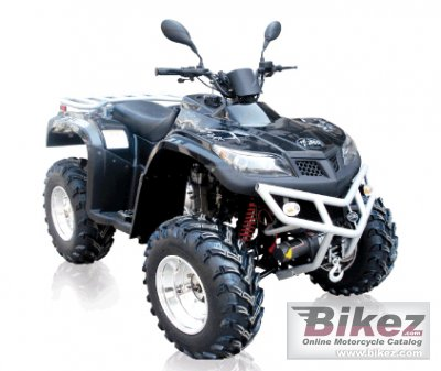 2011 WT Motors Kymera WT330 photo