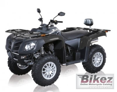 2011 WT Motors Canadian WT700 photo