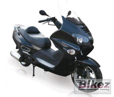 2021 WT Motors Miami Grandvolum 250