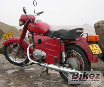 1988 Xingfu 250 A photo