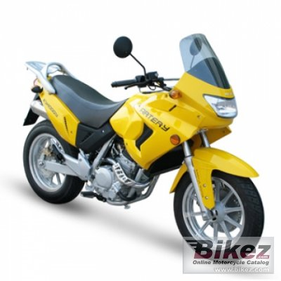 2010 Xingyue XY 400 GY Speed Bike photo