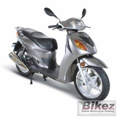 2011 Xingyue XY200T-6