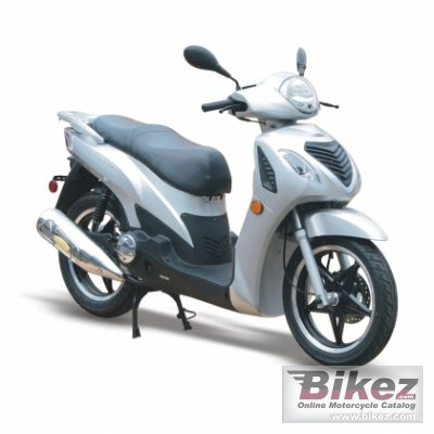 2011 Xingyue XY200T-7