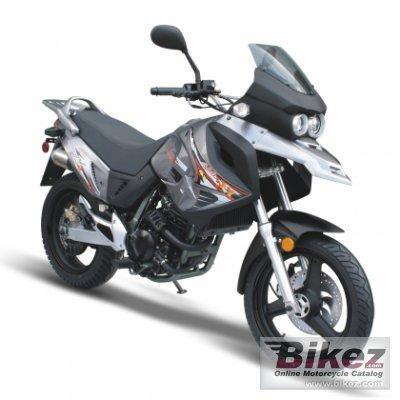 2011 Xingyue XY400GY-2