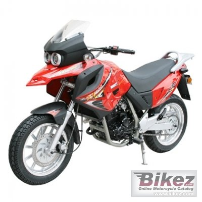 2012 Xingyue XY400GY-2