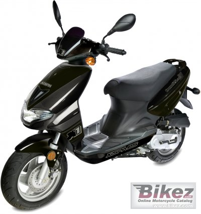 2008 Xispa Chrono 150.com X1