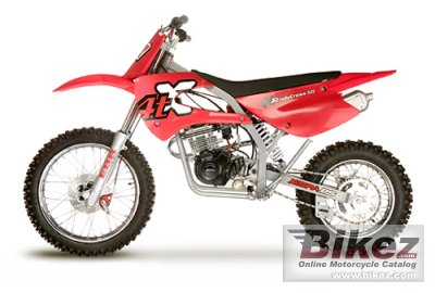 2010 Xispa EnduCross 50 photo