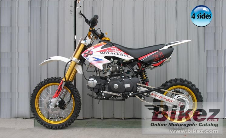 Big Xmotos xb-21 picture and wallpaper from Bikez.com
