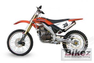2010 Xmotos XP 125P photo