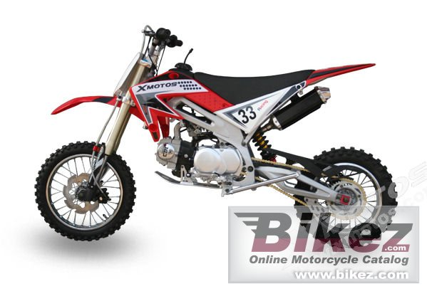 Big Xmotos xpr 125 picture and wallpaper from Bikez.com