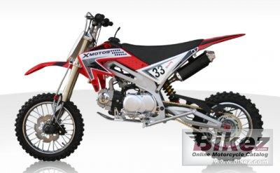 2011 Xmotos XTR125