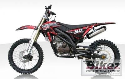 2011 Xmotos XTR250W