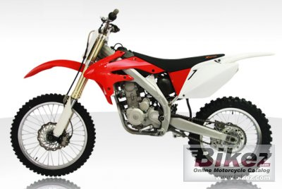 2011 Xmotos XZ250R
