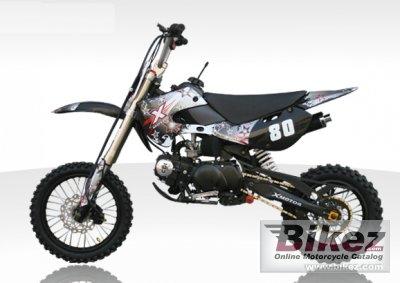 2012 Xmotos XPR 150