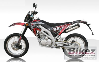 Xmotos X33MD 125 | 2016 | specs & pictures