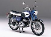 1966 Yamaha YDS 3