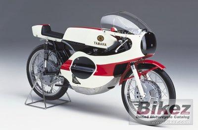 1967 Yamaha 250 Racer