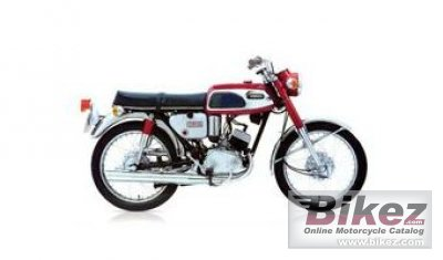 1968 Yamaha AS1