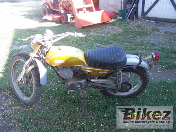 1970 Yamaha CT1B 175 photo