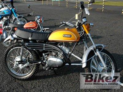 1970 Yamaha CT1B 175