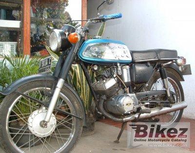 1970 Yamaha YAS 1